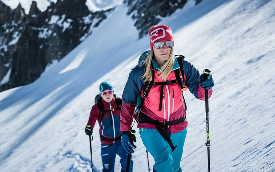 Skitour bei Intersport Pittl