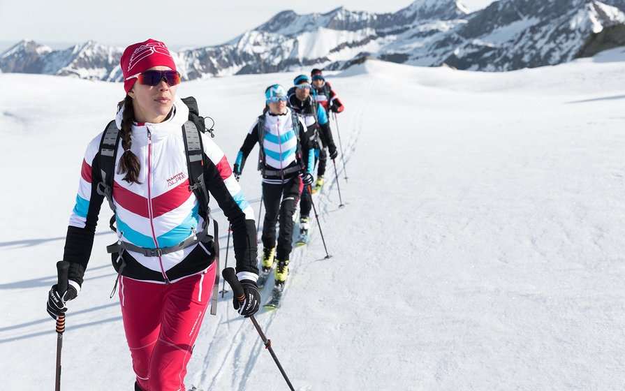 Skitouren bei Intersport Pittl